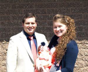 Pastor Derek and Holly Jones